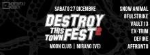 destroy this town fest 2